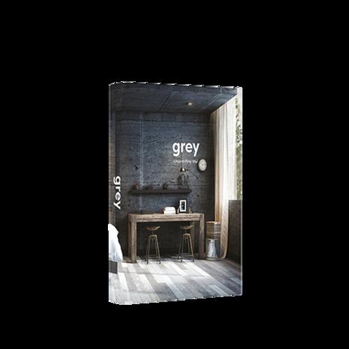Book Box Grey