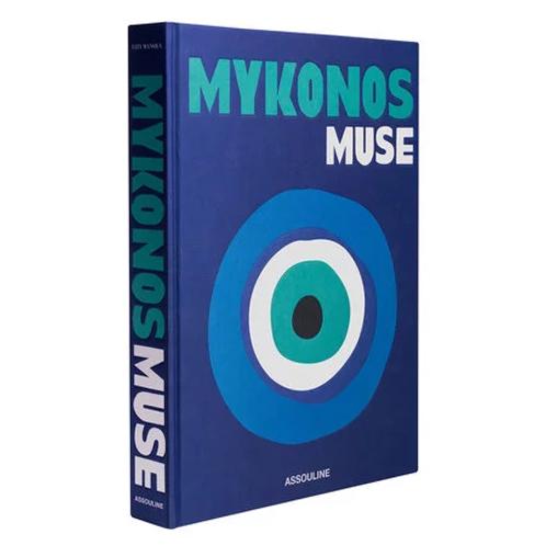 Livro Mykonos Muse - Ed 2018