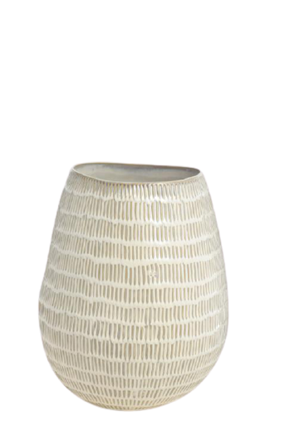 Vaso em Cerâmica Tornio