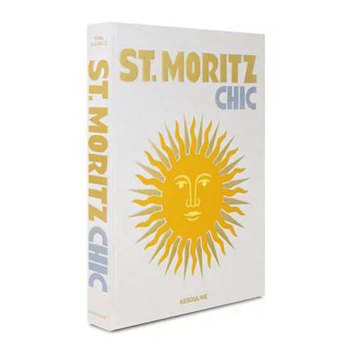 Livro St. Moritz Chic - Ed 2019