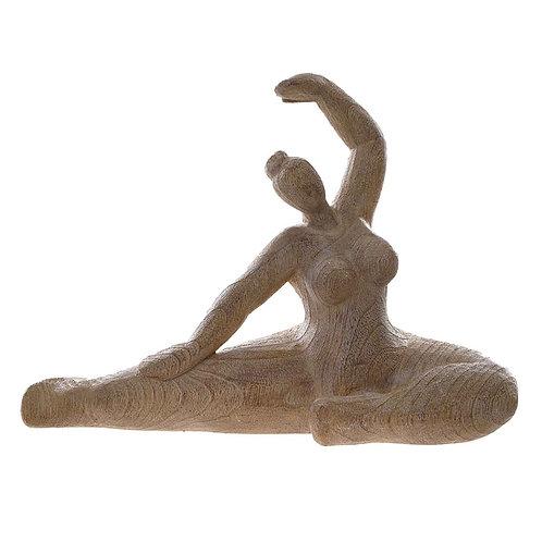 Estatueta de Resina de Mulher