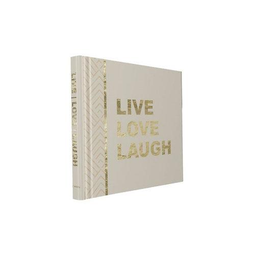 Book Box Live Love Laugh