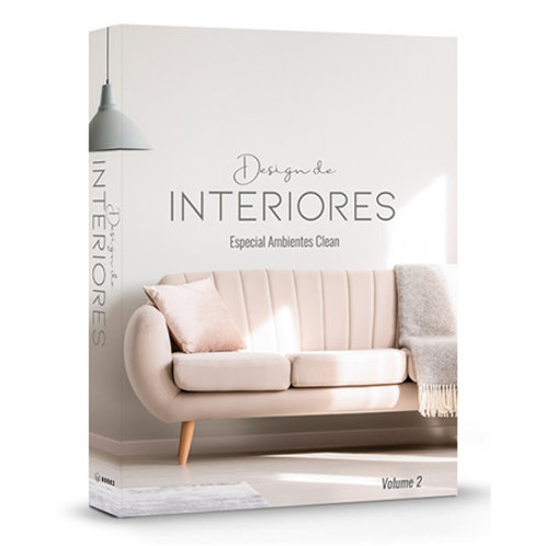 Book Box Design De Interiores Ambientes Clean