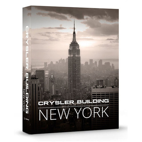 Book Box Chrysler Building New york