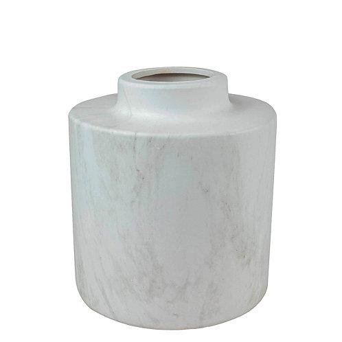 Vaso Marmore em Cerâmica