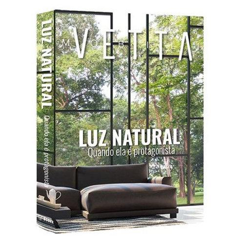 Book Box Vetta Luz Natural