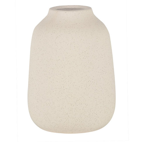 Vaso De Ceramica Branco P