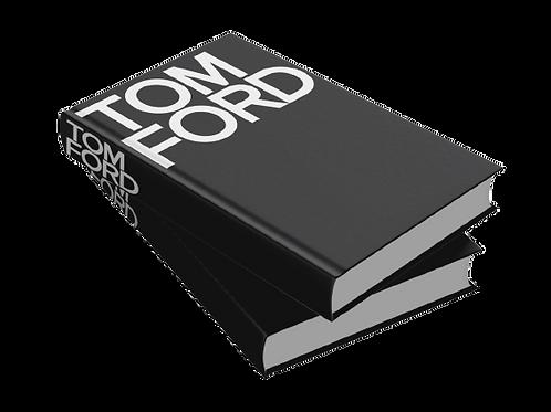 Livro Caixa Tom Ford G
