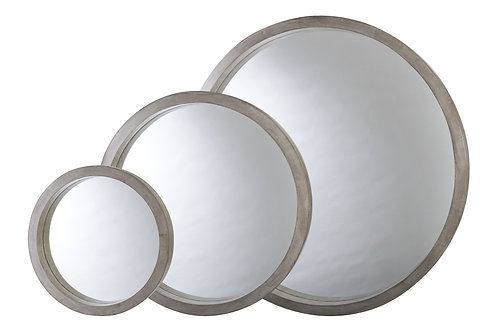 Bandeja Madeira/Espelho P
