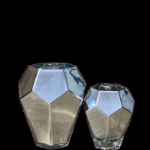 Vaso Prata em V G