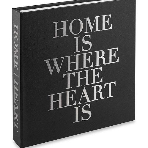 Livro Caixa Home