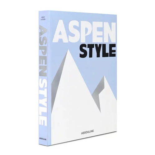 Livro Aspen Style - Ed 2017