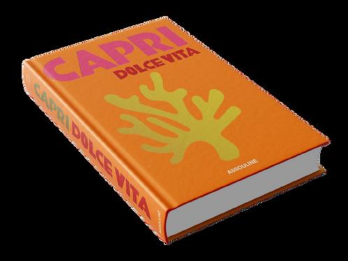Livro Caixa Capri Dolce Vita G