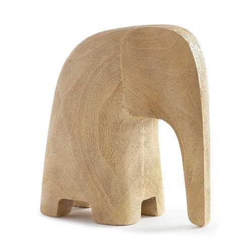 Escultura Elefante Em Poliresina G