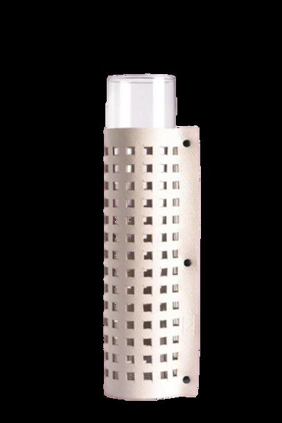 Vaso Tela Off White P30