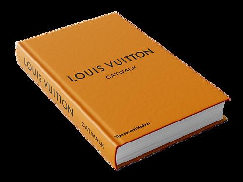 Caixa Livro Louis Vuitton Catwalk M