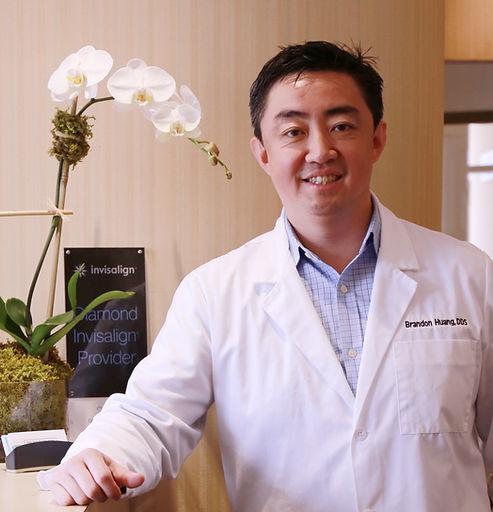 Dr. Brandon Huang  New York Dental Studio  Invisalign Diamond Plus Provider