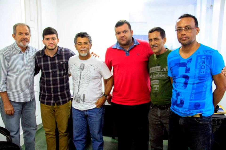 Reunião com representantes da FAF