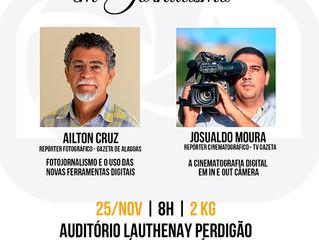 2º Workshop de Foto e Vídeo em Jornalismo