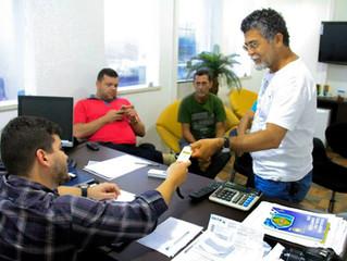 Associação firma parceria de credenciamento com a FAF