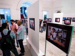 Confira as fotos da Abertura da 1ª Mostra de Fotojornalismo e Vídeo
