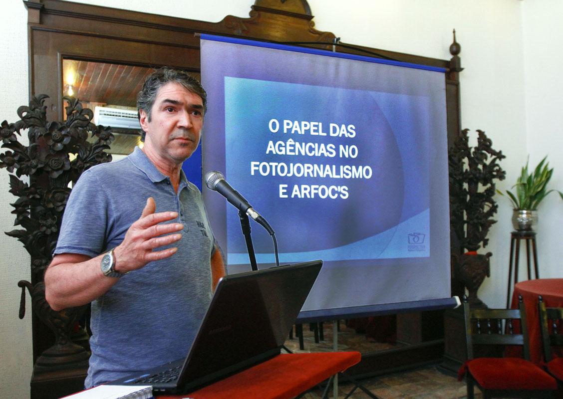Rubens Chiri na Casa da Palavra
