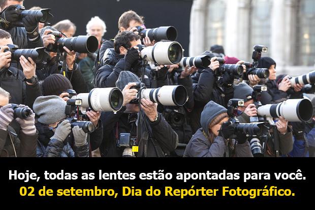 02 de setembro - Dia do Repórter Fotográfico