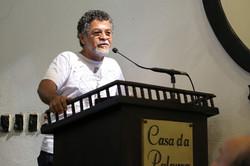 Armando Fávaro na Casa da Palavra