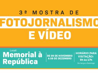 3ª Mostra de Fotojornalismo e Vídeo de Alagoas