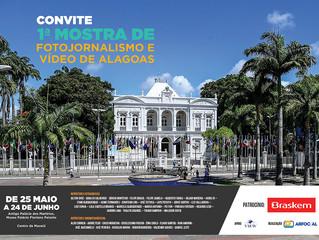 ARFOC-AL realiza a primeira exposição de foto e vídeo