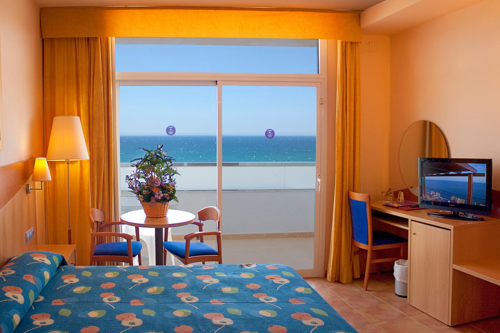 Chambre de l'hôtel Marina Playa - Marina Playa Hotelkamer
