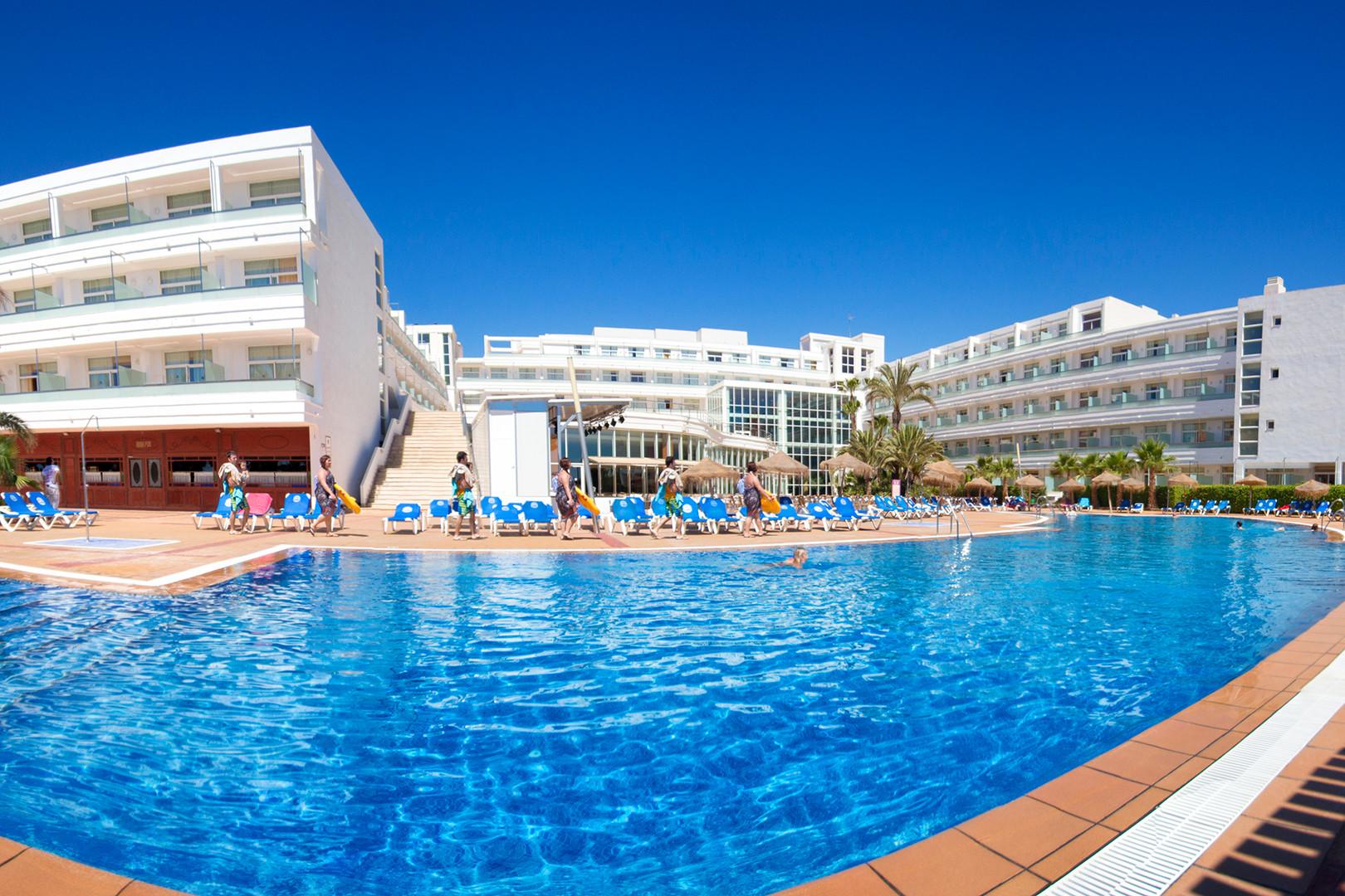 Piscine de l'hôtel Marina Playa - Marina Playa Hotel zwembad