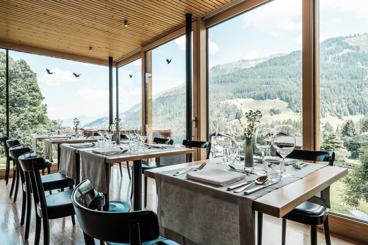 Restaurant Kesslers Walsereck Naturhotel