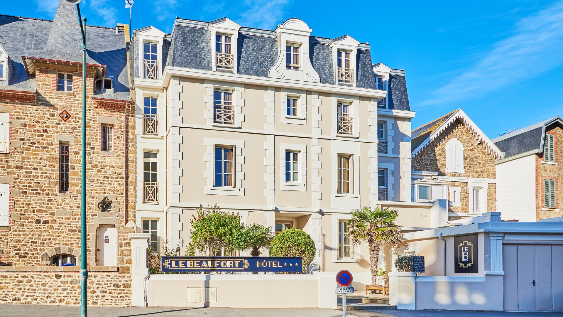 L'Hôtel le Beaufort