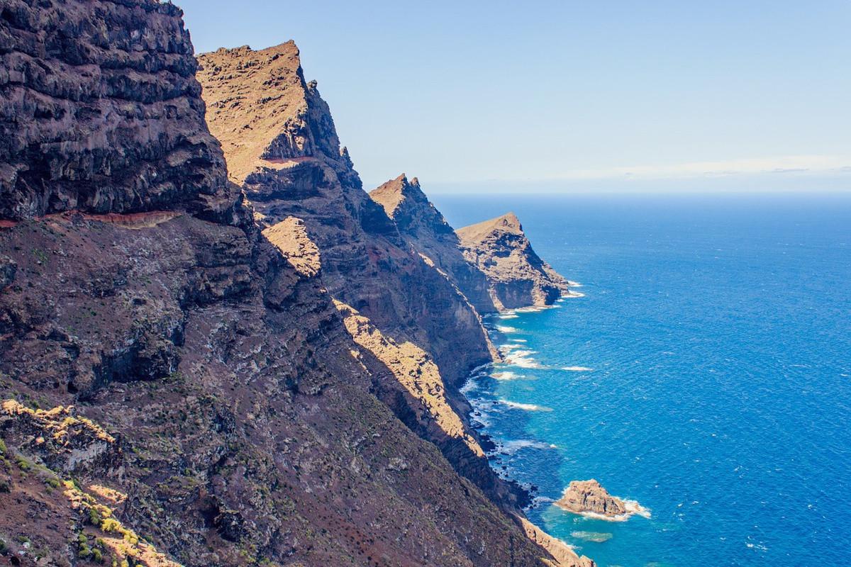 Gran Canaria paysage - Gran Canaria landschap