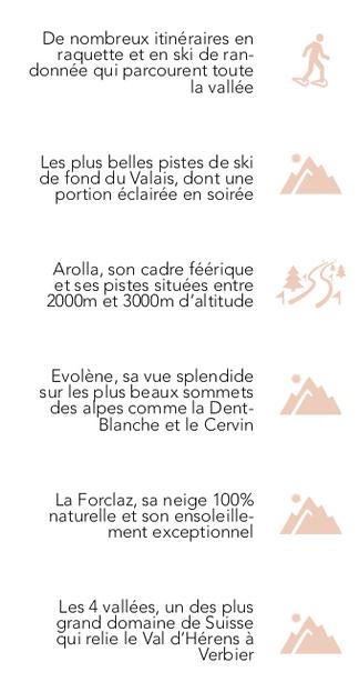 Domaine Val d'Hérens