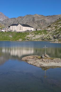 VALLE D'AOSTA - Col du Grand Saint Berna