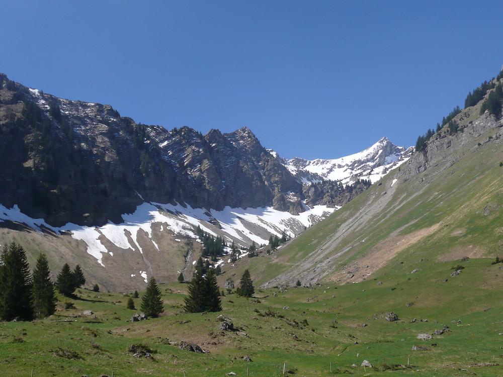 vallée d'aulps - site de graydon