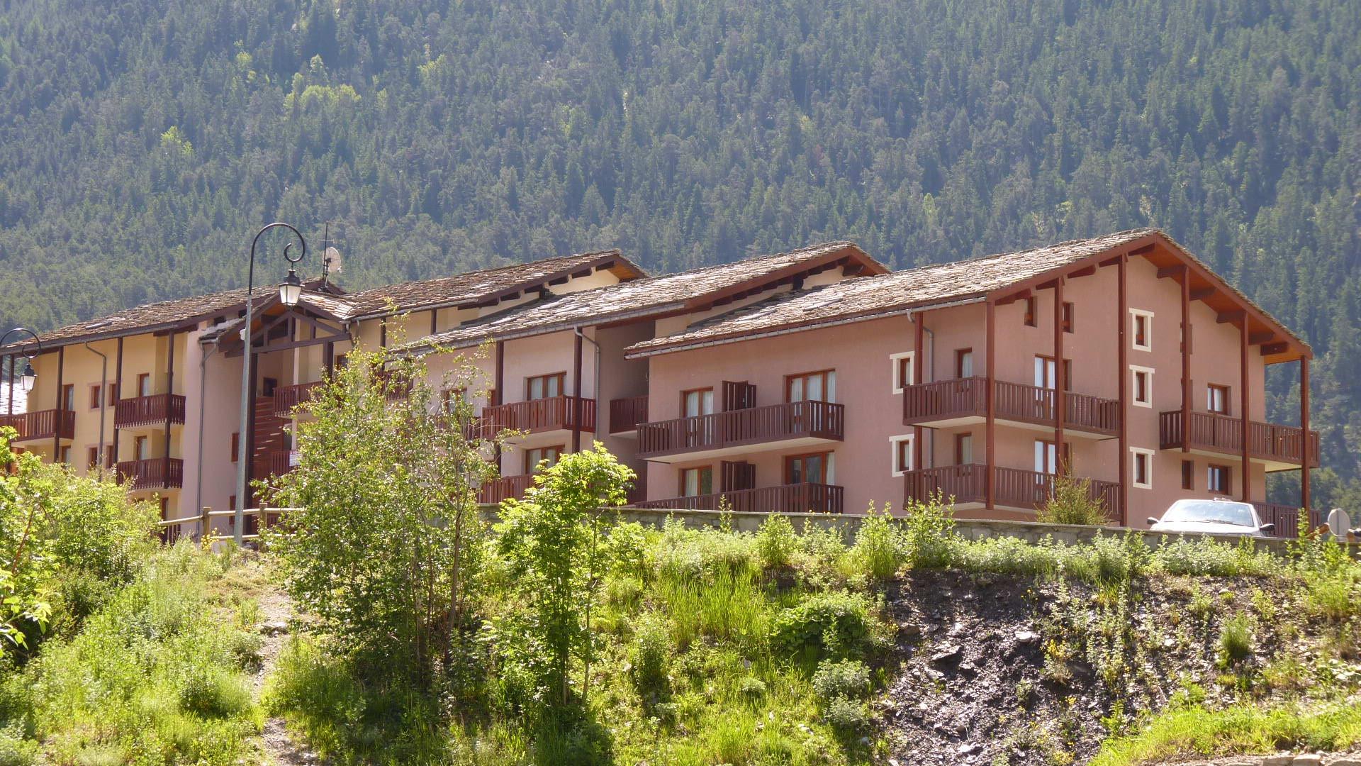 Résidence le petit Mont Cenis