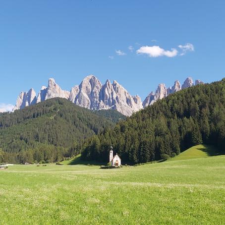 Via Alpina: Découvrez les Alpes!