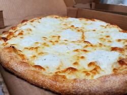 New York White Pizza