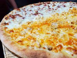 Half-and-Half Custom Pizza