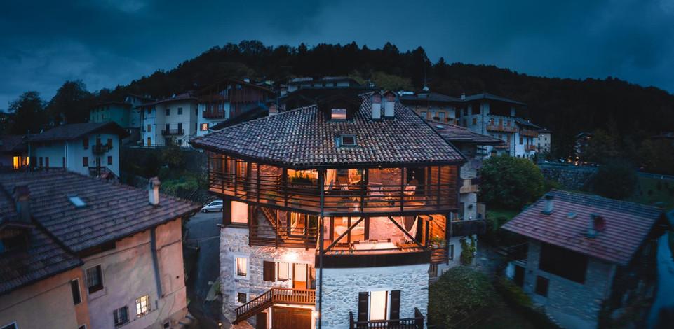 Maso Azzurro Trentino Charming B&B Dolom