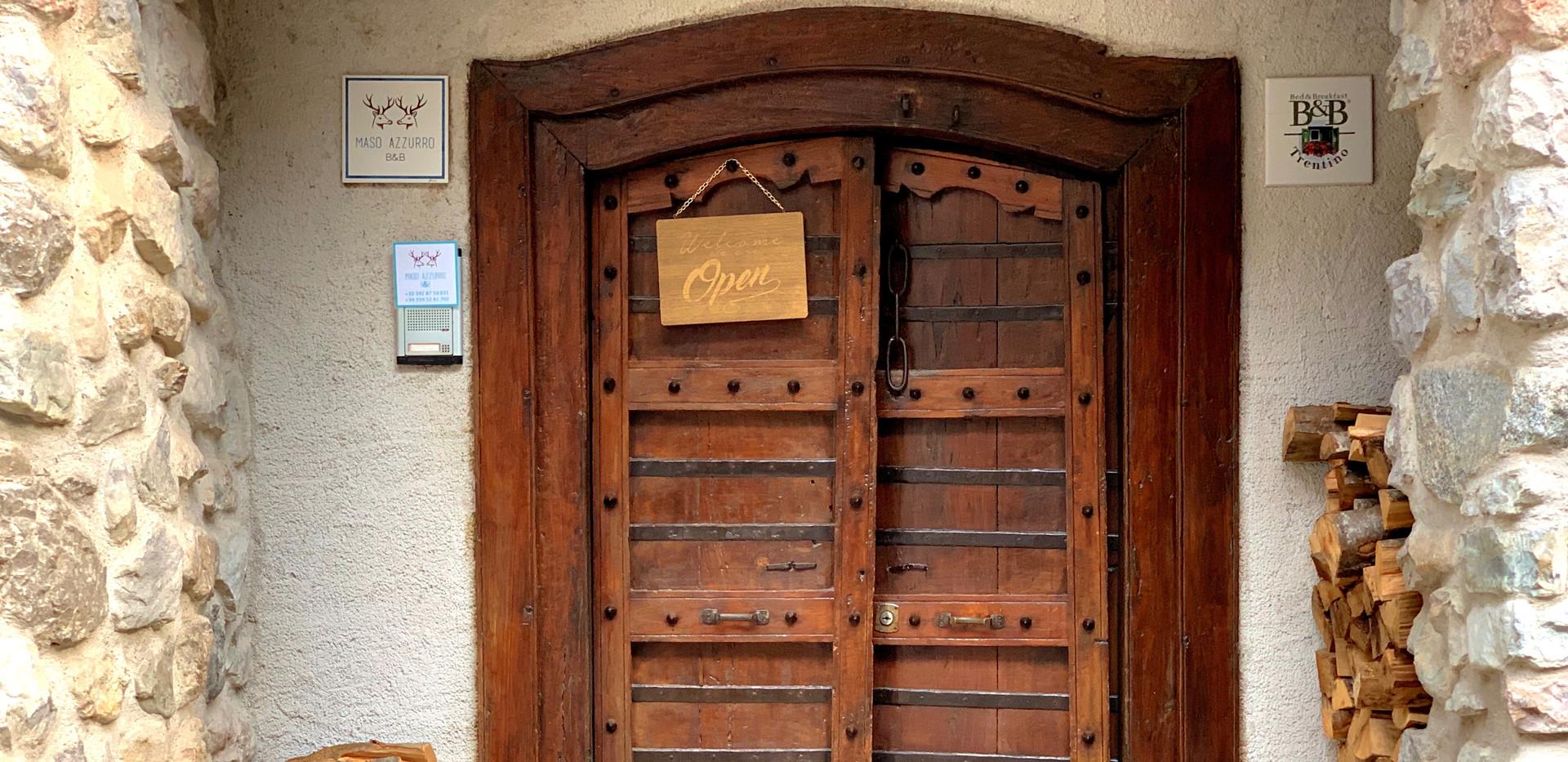 Maso Azzurro Trentino B&B Dolomiti Brent
