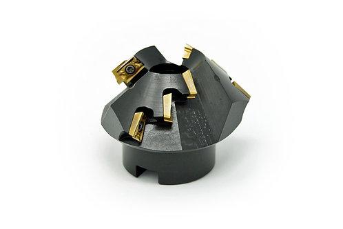 Fasenfräser 3 Winkel 10° - 65° konfigurierbar - 1 Stück