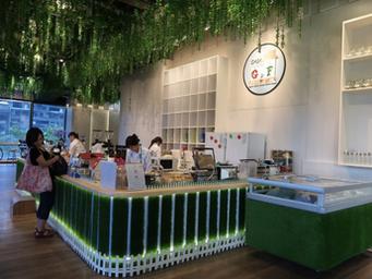 板橋的秘密世外桃源-CASA Garden & Farming 兒童友善餐廳