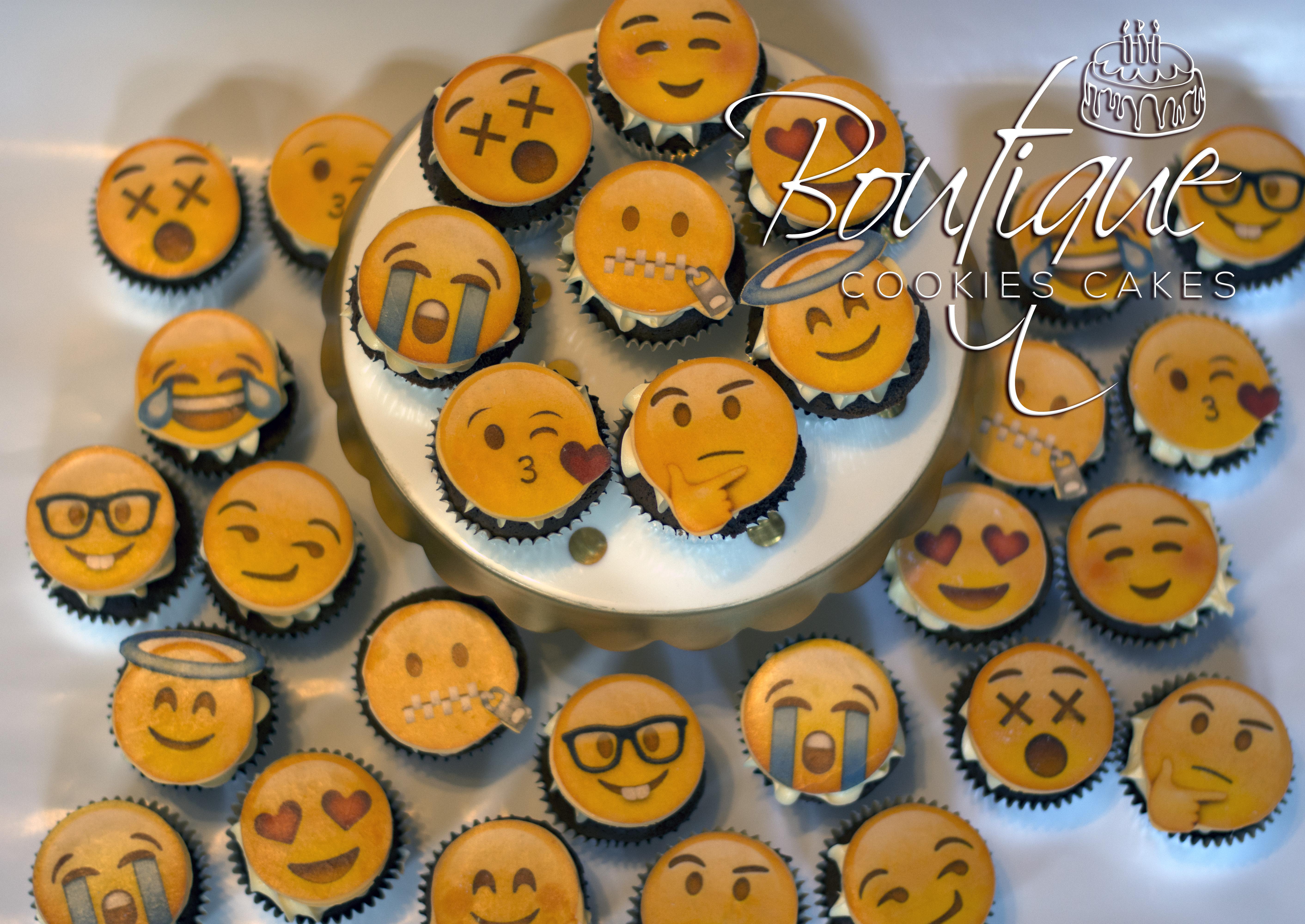 emoji cupcakes2