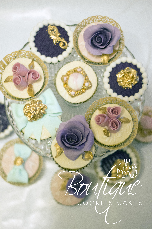 festif cupcakes