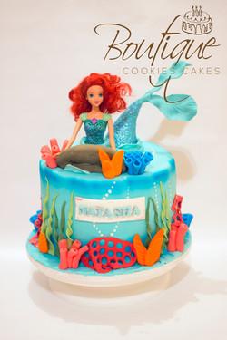 Mermaide cake