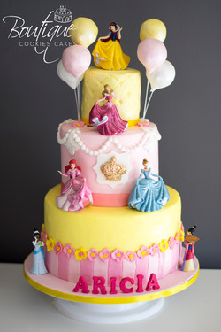 prinsses cake
